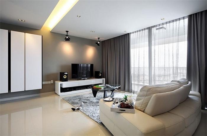 Lưu ý khi chọn mẫu rèm đẹp cho căn hộ chung cư