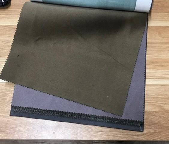 Rèm lụa RTM 95-15 được làm từ chất liệu lụa cao cấp