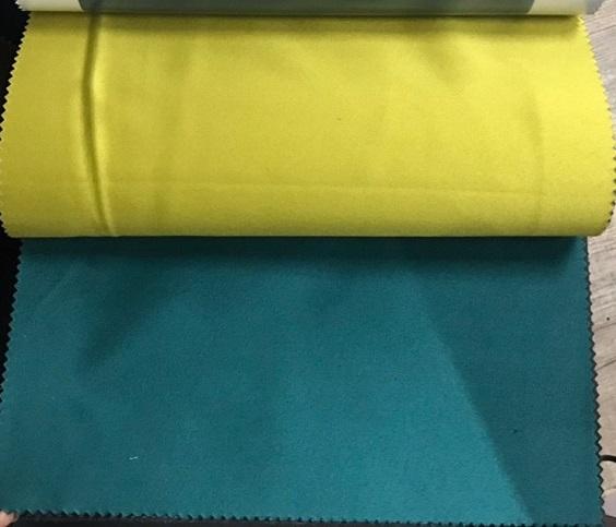 Chất liệu rèm lụa lụa RTM 95-23+27 mềm mại, không thô ráp