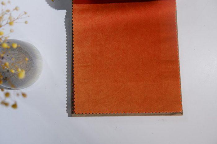 Rèm vải nhung RCM Noble 273-12 được làm từ chất liệu nhung cao cấp, mềm mại