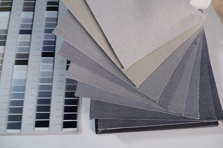 Mẫu vải may rèm của RTM 5065-17