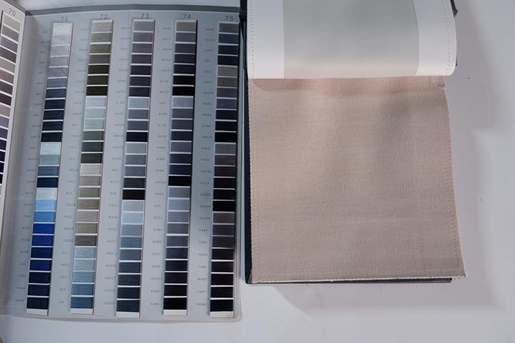 Mẫu vải của rèm thô trơn RTM 5065-6