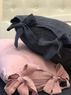 Chất liệu vải linen bố có thể làm vỏ gối