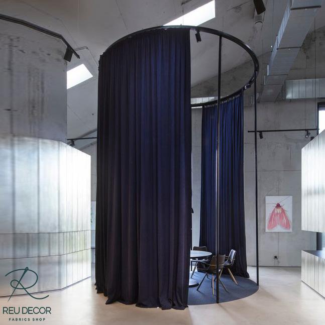 LDP5 – Rèm vải  lụa- Rèm lụa RL006