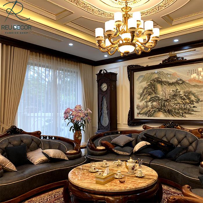 LDP7 – Rèm phòng khách – Rèm phòng khách RPK007