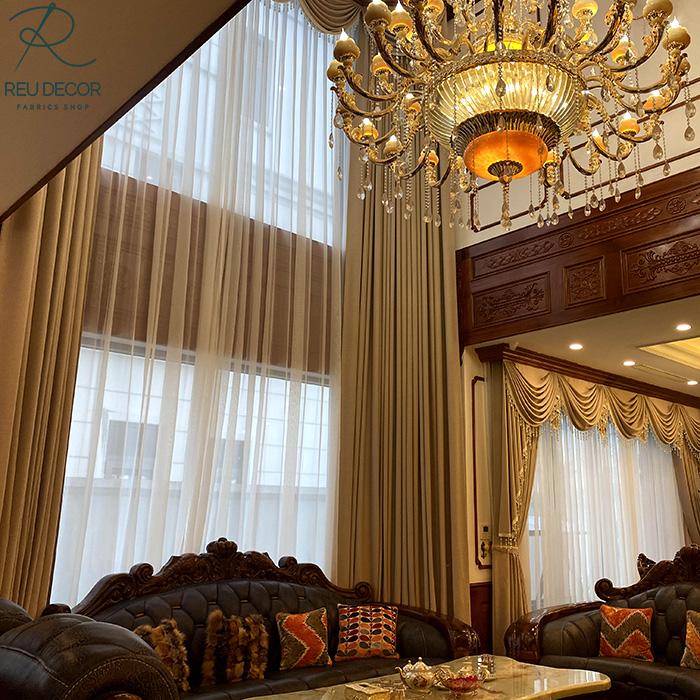 LDP7 – Rèm phòng khách – Rèm phòng khách RPK001