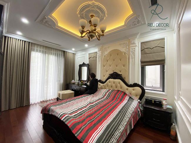 Công trình thi công biệt thự Yên Hòa
